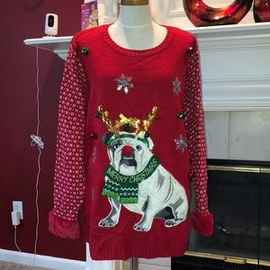 Sweaters - Ugly Christmas Sweater Size 2XL NWT